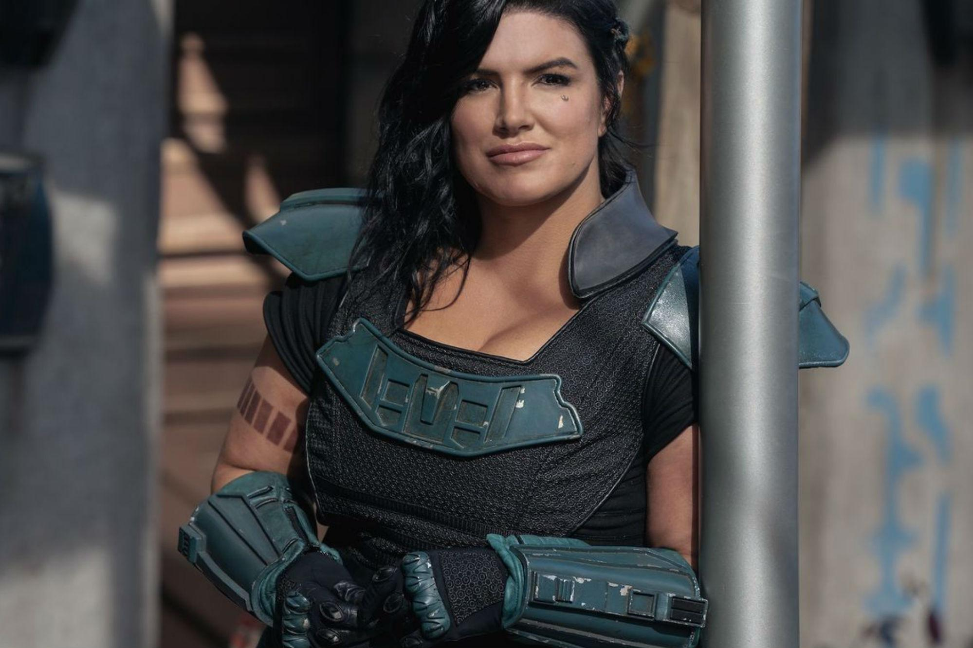 Gina Carano Gets Candid About Hollywood