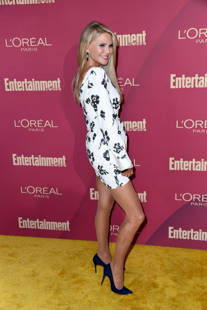 Image Credits: Getty Images / Frazer Harrison | Christie Brinkley attends the 2019 Entertainment Weekly Pre-Emmy Party at Sunset Tower on September 20, 2019 in Los Angeles, California.