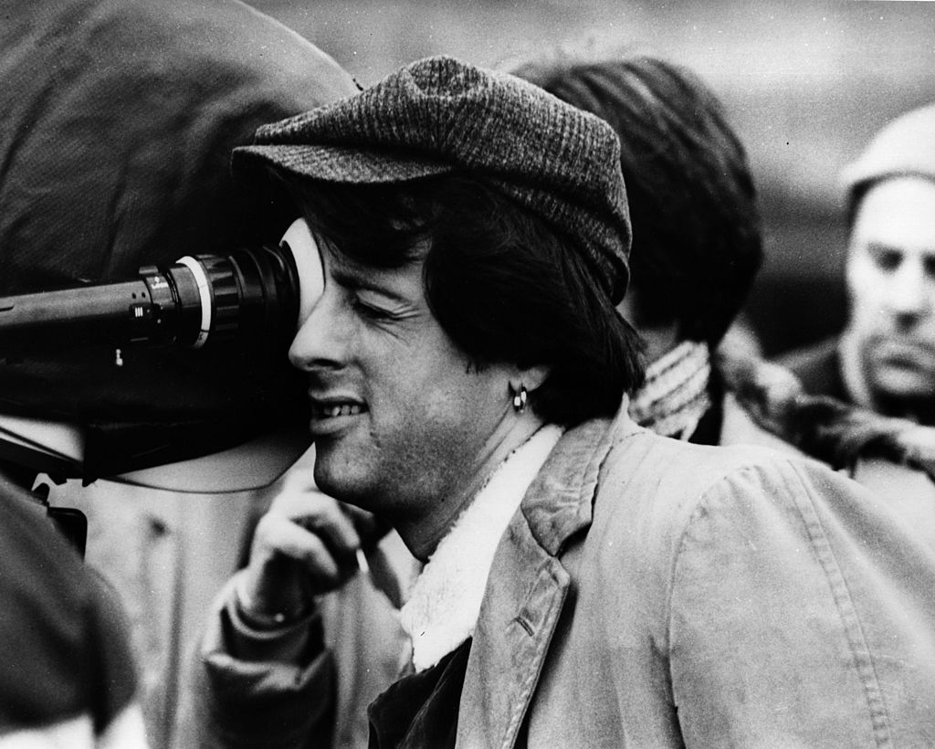 Image Source: Getty Images/Central Press | Stallone's first crack at directing