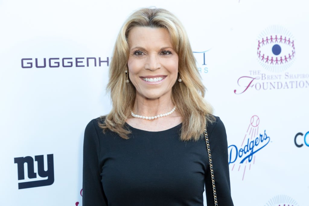 Vanna White Image Source: Getty Images.