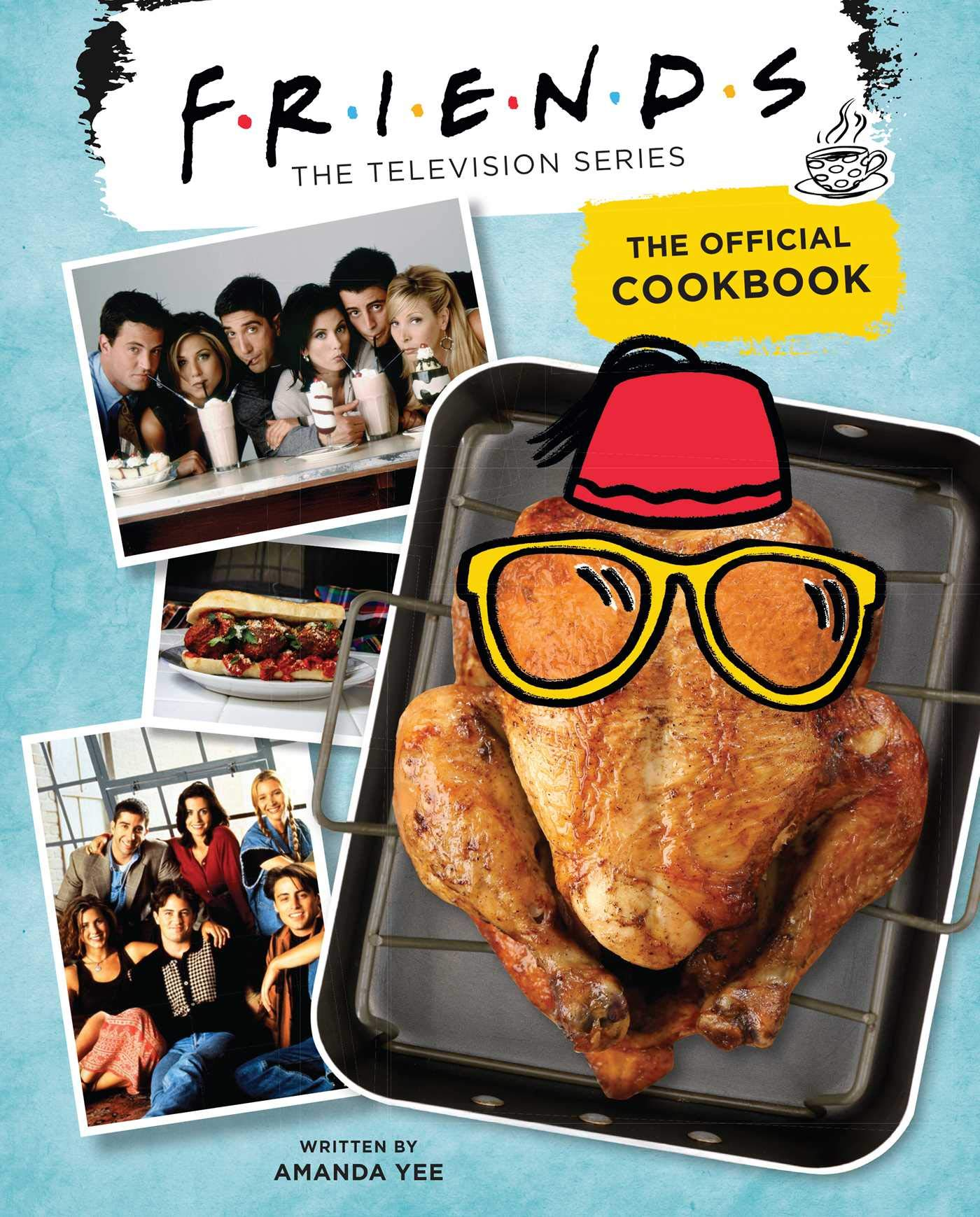 Image Credit: Amazon/Friends: The Official Cookbook