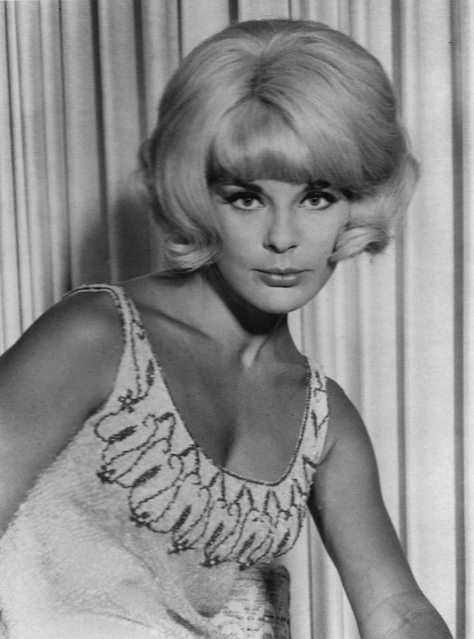 Image Source: Wikimedia Commons|Elke Sommer from a guest appearance on The Jack Benny Hour