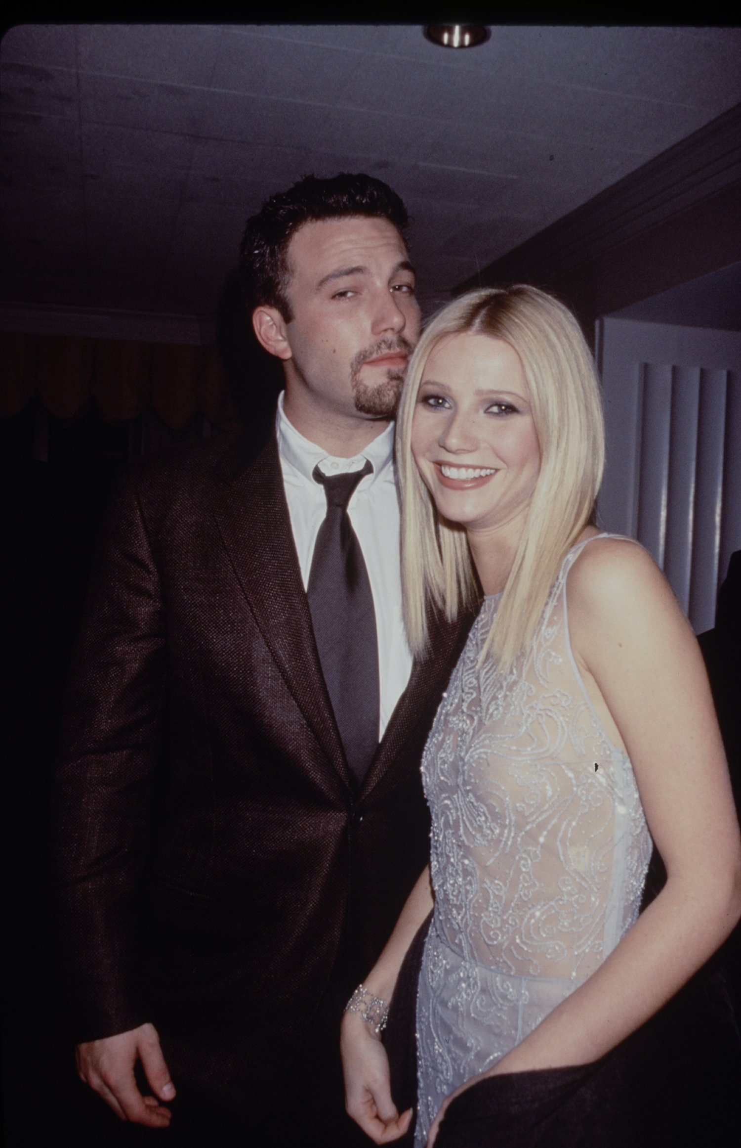 Image Credits: Getty Images / The LIFE Picture Collection | Actors Ben Affleck and Gwyneth Paltrow.