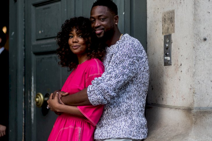 Image Credit: Getty Images / Gabrielle Union and husband, Dwayne Wade.