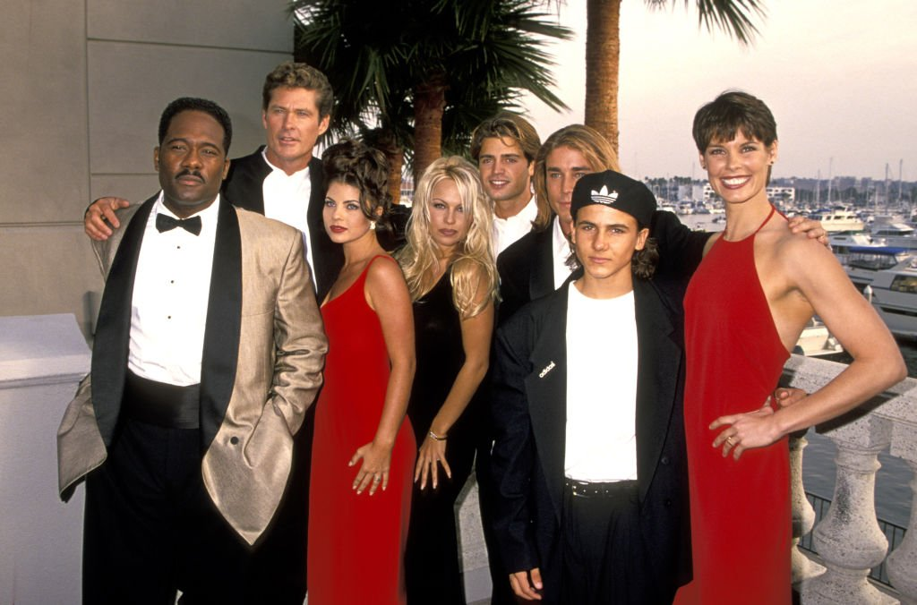'Baywatch'—A Glimpse at How the Stars Look Like Today