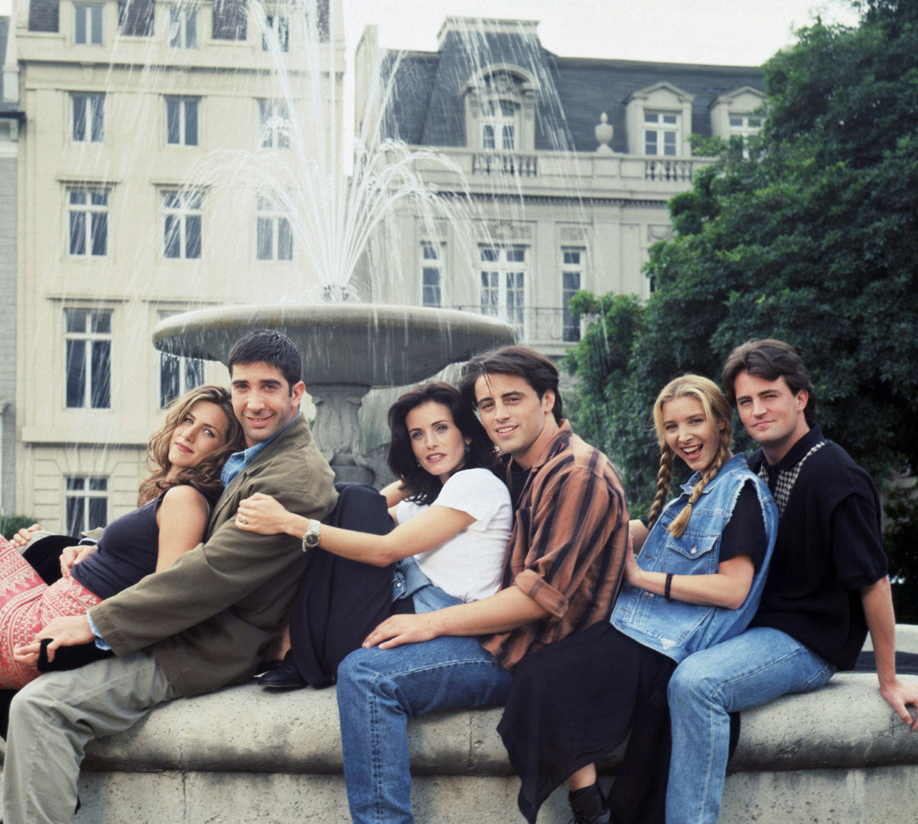 Fans are waiting for the Friends reunion / Getty Images