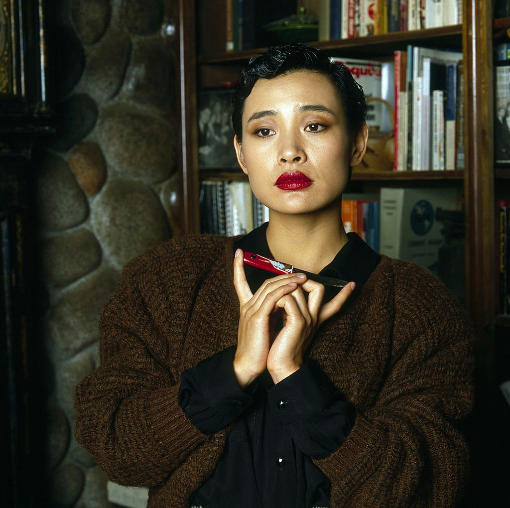 Image Credits: Getty Images / Walt Disney Television | Joan Chen in Twin Peaks.