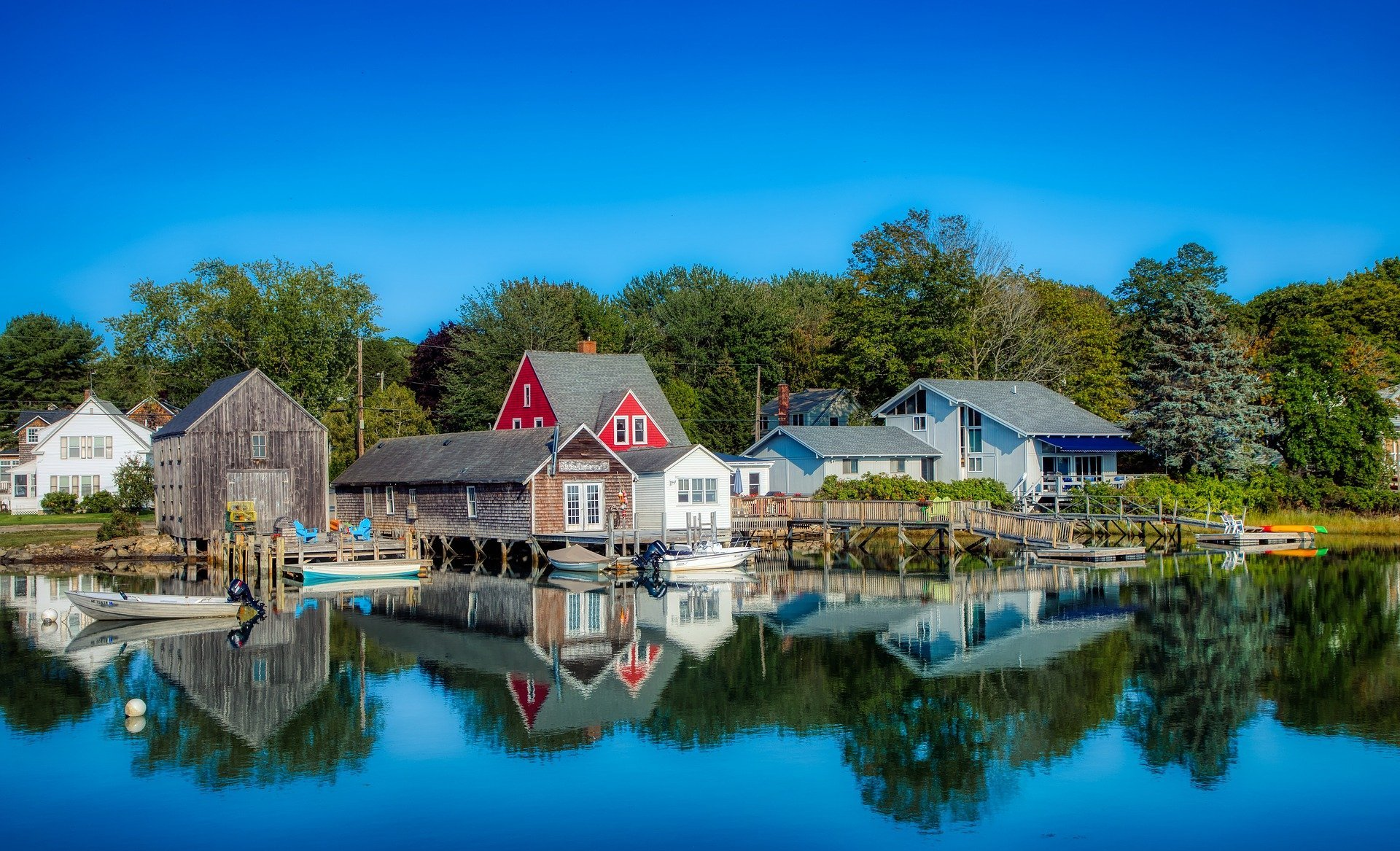 Cute Small Towns From Every State