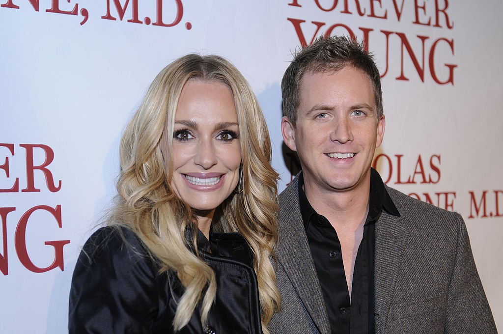 "Image Credit: Getty Images / TV personalities Taylor Armstrong and Russell Armstrong attend Fashion Designer Amir Presents: Dr. Perricone's ""Forever Young"" Book Launch Party at Beverly Hills Hotel on November 18, 2010 in Beverly Hills, California."