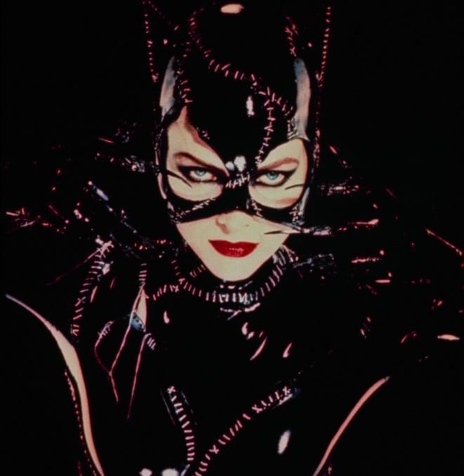 Image Credit: Getty Images / Michelle Pfeiffer as Catwoman in the film 'Batman Returns' in 1992.