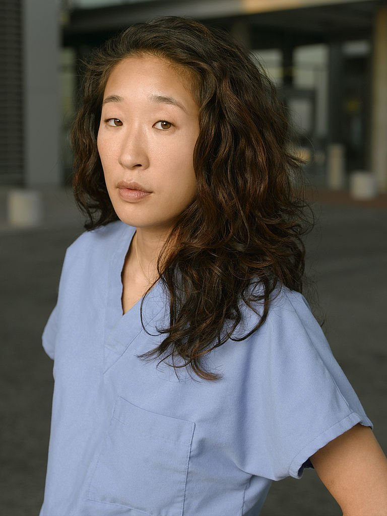 Image Credit: Getty Images/Walt Disney Television via Getty Images/Bob D'Amico | Portrait of Sandra Oh as Cristina
