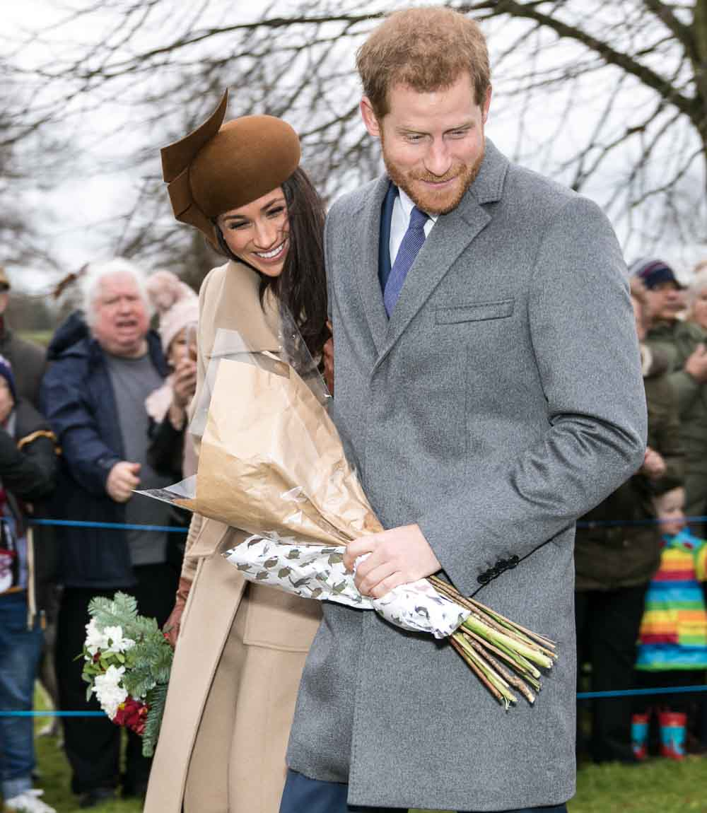 Image Credits: Wikimedia Commons / Mark Jones | Actress Meghan Markle and Prince Harry attend a royal event.