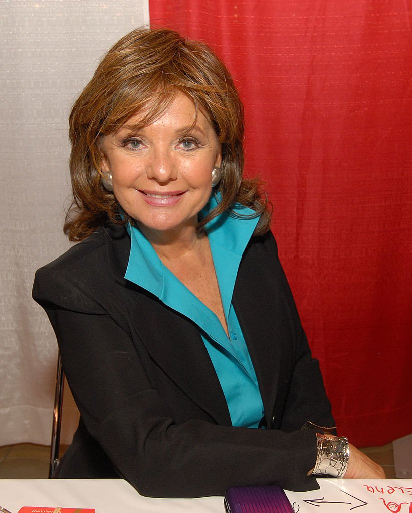 Image Source: Getty Images/Paul Warner/Dawn Wells attends day 1 of Motor City Comic Con 2012 at the Suburban Collection Showplace on May 18, 2012 in Novi, Michigan