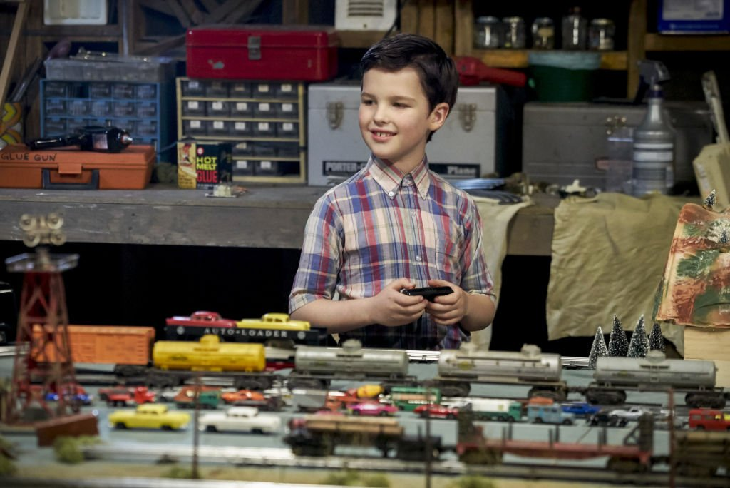 Image Credit: Getty Images / Iain Armitage stars as Sheldon Cooper on the series, Young Sheldon.