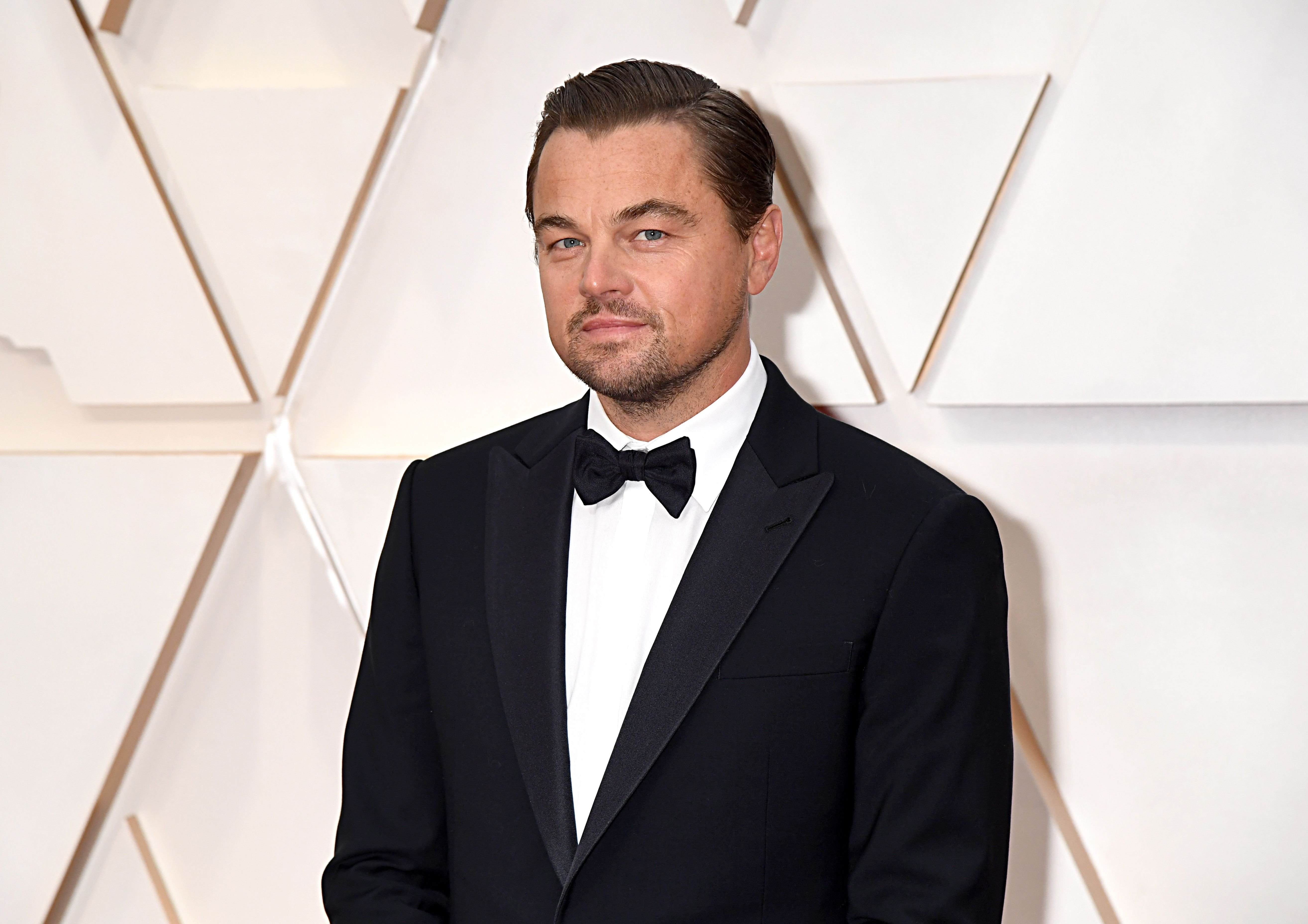 Leonardo DiCaprio attending the Oscars 2020/Photo:Getty Images