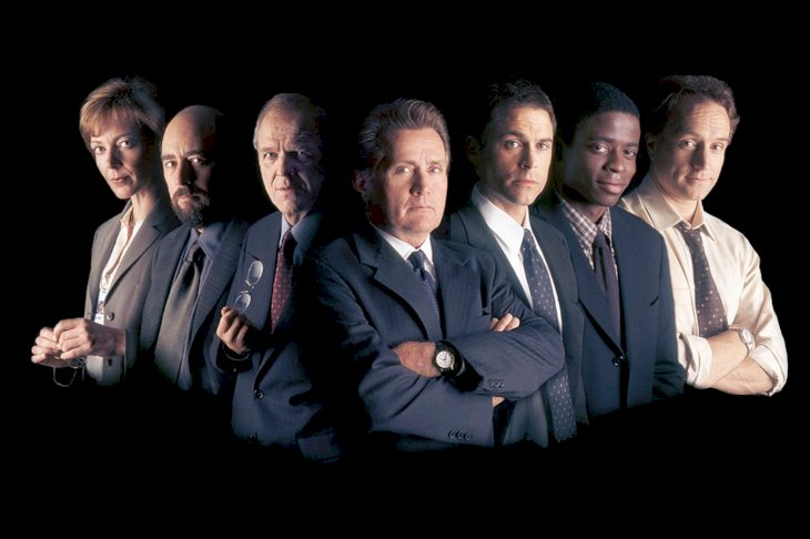 Image Credit: Getty Images/NBC Universal | Season One Cast Of The West Wing