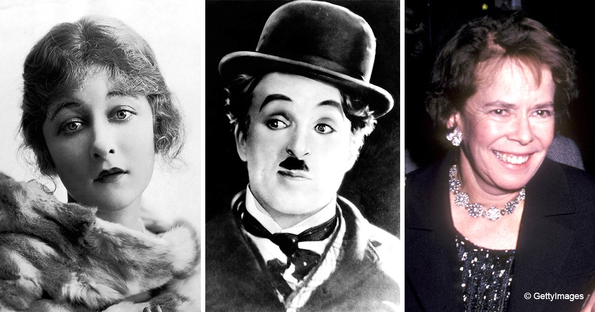 Mysterious Personalities Of Charlie Chaplin's Wives
