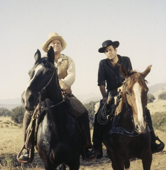 Image Source: Getty Images|The Cockeyed Cowboys of Calico County/Universal Pictures