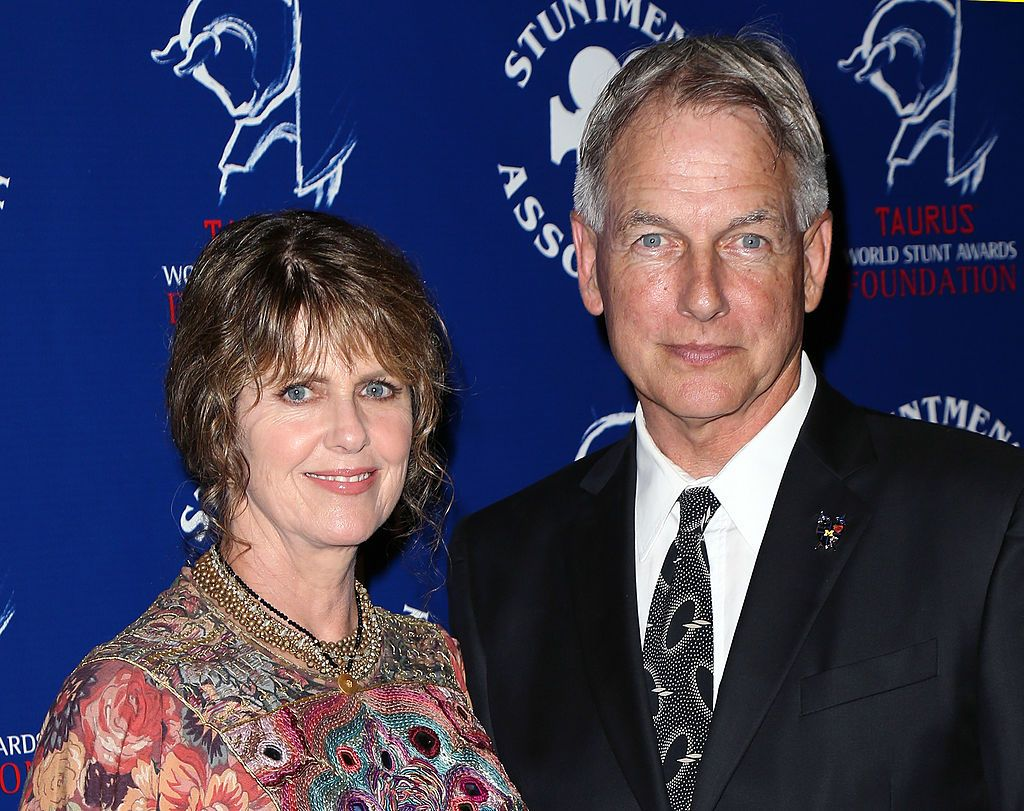 Mark Harmon and Pam Dawber/Photo:Getty Images