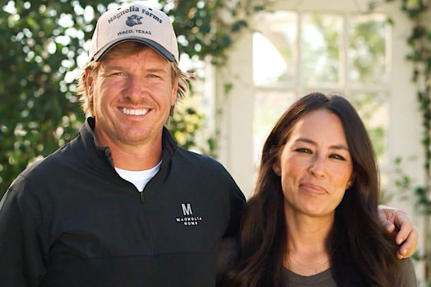 Secrets of Fixer Upper show