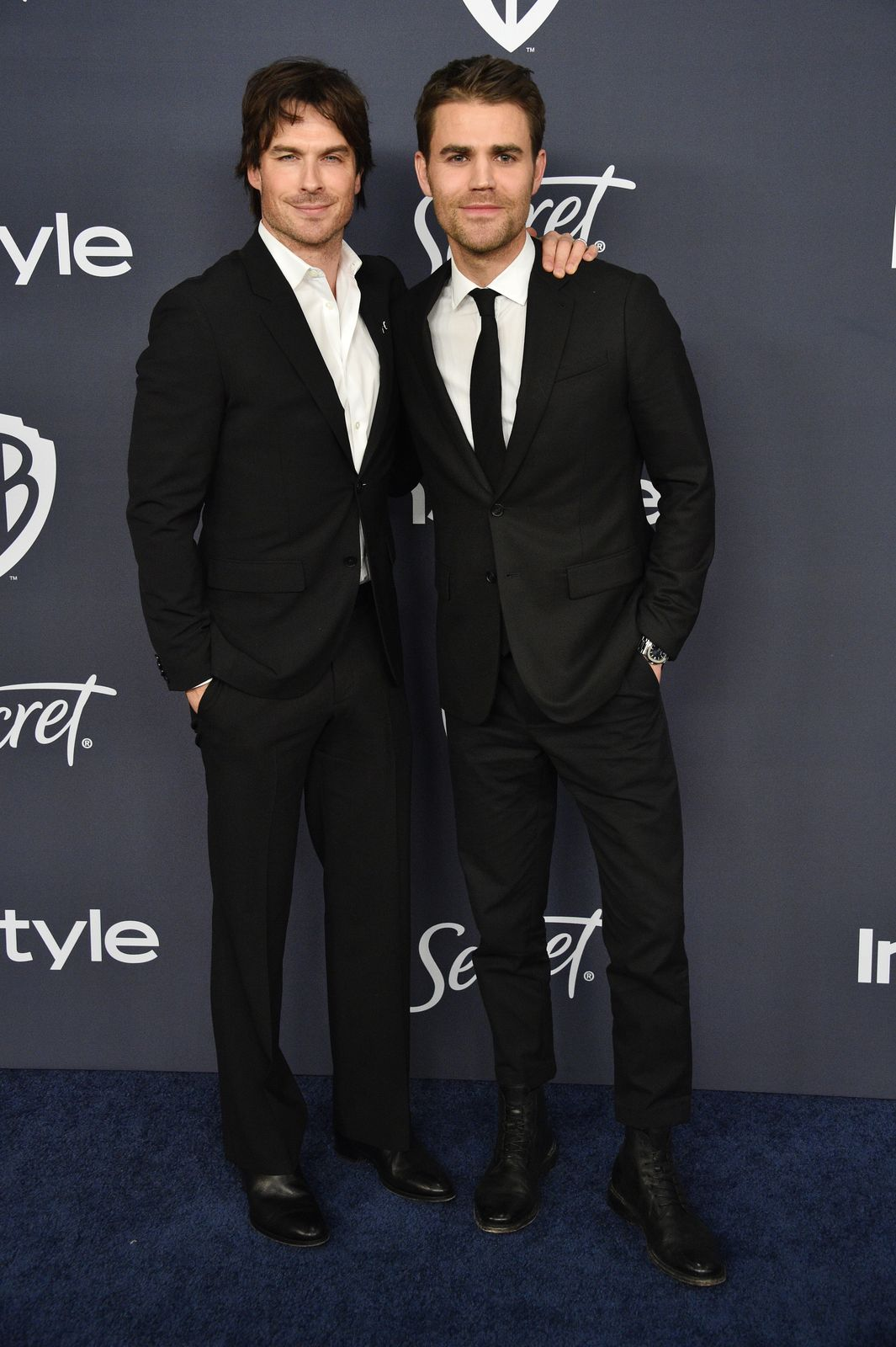 Ian Somerhalder and Paul Wesley/Photo:Getty Images