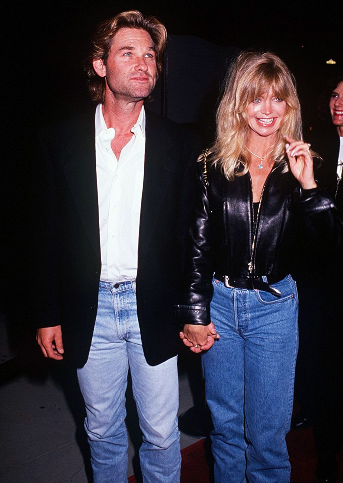 Kurt Russell and Goldie Hawn/Photo:Getty Images