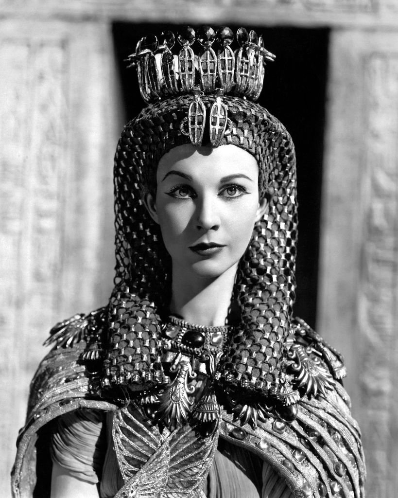 Image Credits: Getty Images / Silver Screen Collection | Vivien Leigh as Cleopatra