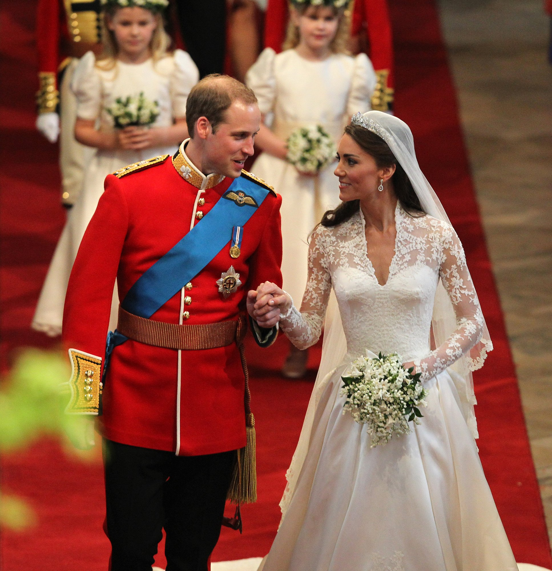Image Credits: Getty Images | Kate Middleton's wedding