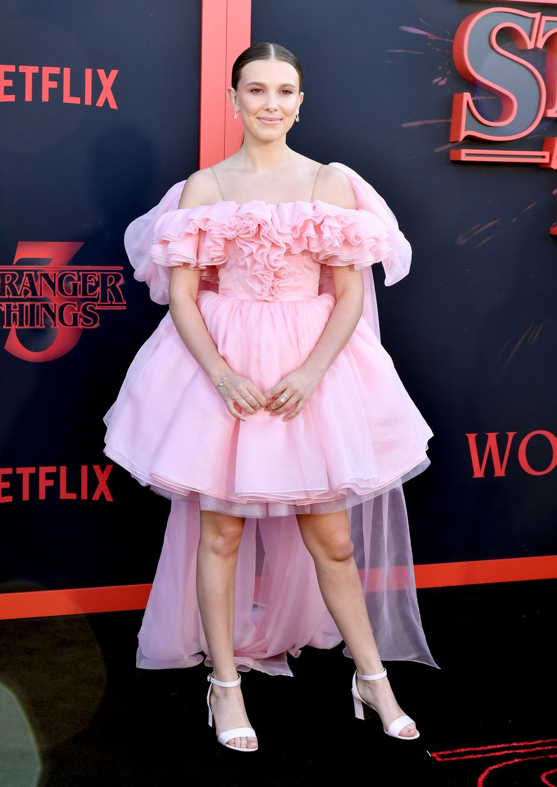 Millie Bobby Brown/Photo:Getty Images