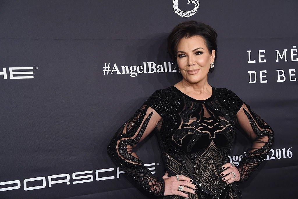 Image Credit: Getty Images / Media personality, Kris Jenner poses for the photographers in 2016.