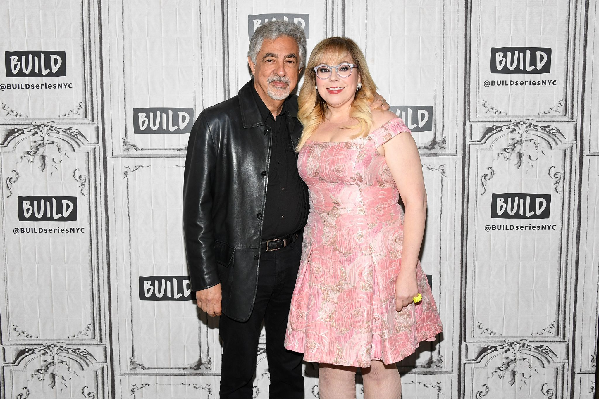 Joe Mantegna and Kirsten Vangsness / Getty Images