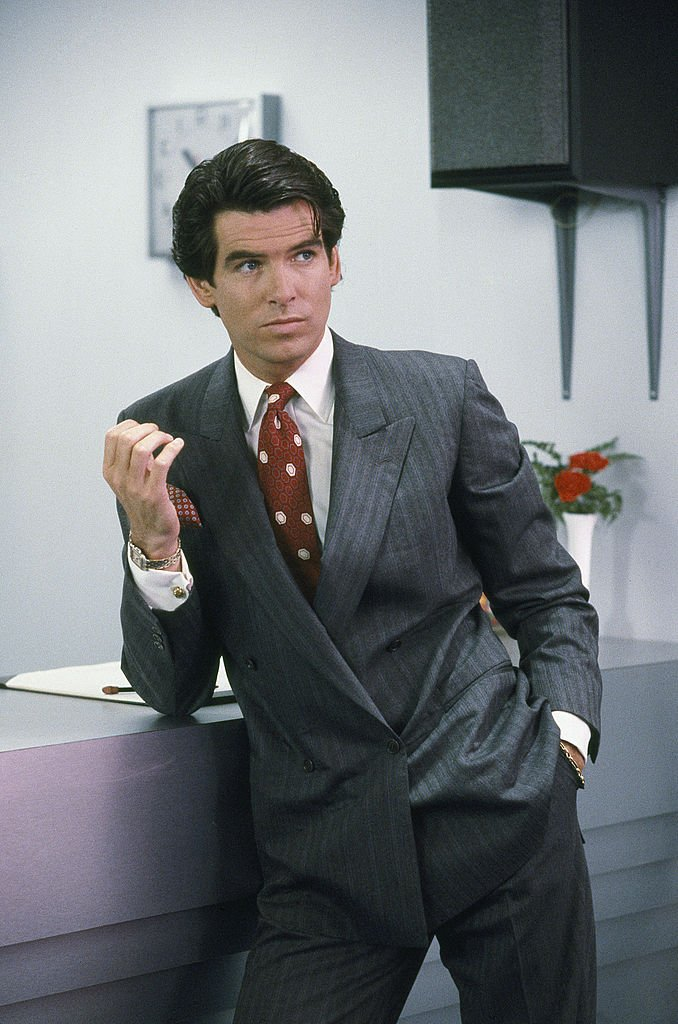 Image Source: Getty Images/NBCUniversal via Getty Images/NBCU Photo Bank | Brosnan as Remington Steele