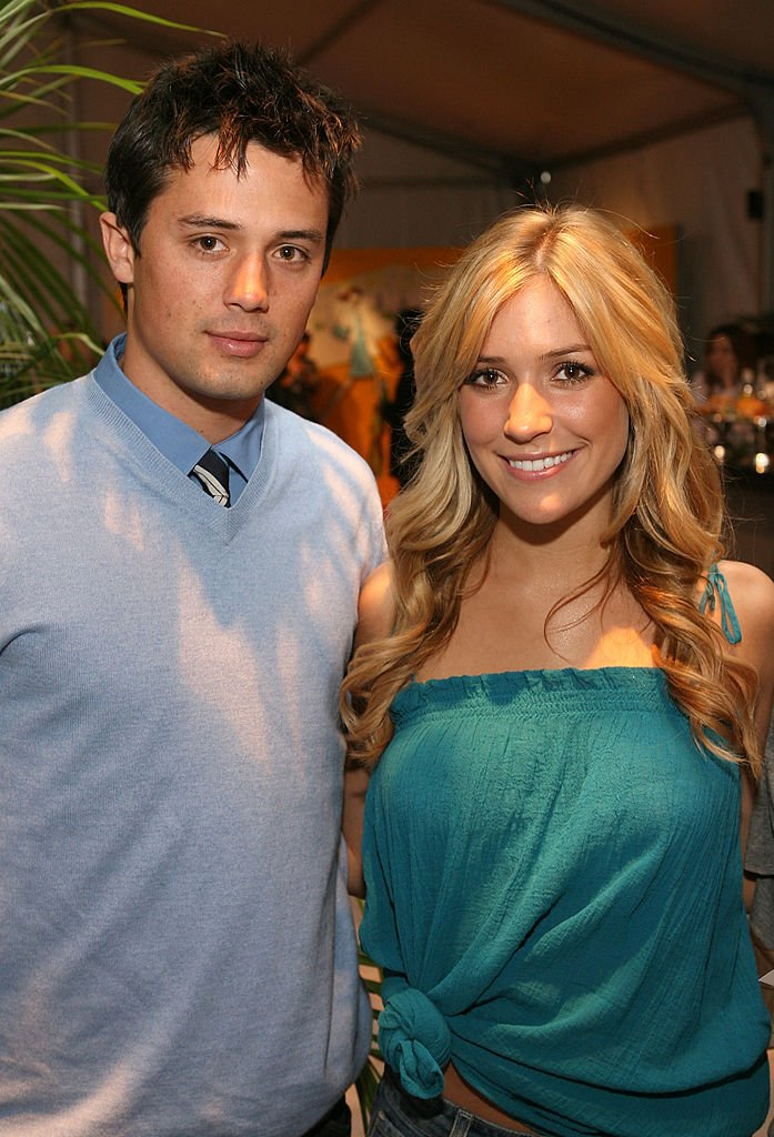 Image Credits: Getty Images / Jesse Grant | TV Personalities Stephen Colletti and Kristin Cavallari attend Mercedes-Benz Fashion Week held at Smashbox Studios on March 11, 2008 in Culver City, California.