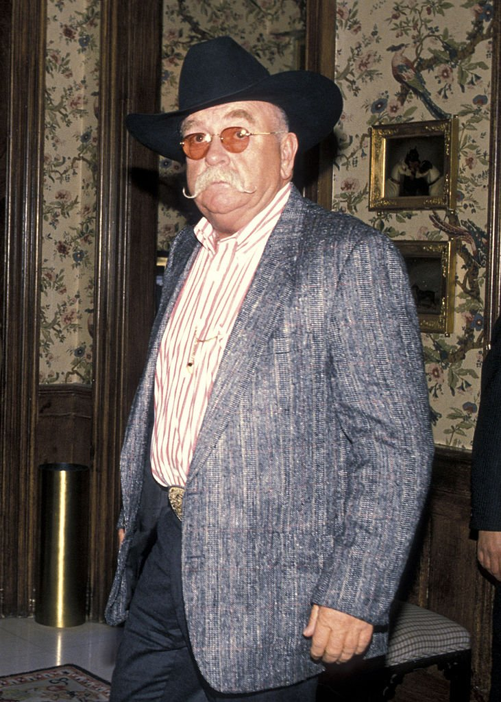 Image Source: Getty Images/Ron Galella| Wilford Brimley during The 11th Annual Kennedy Center Honors Awards at Kennedy Center in Washington, Maryland, United States