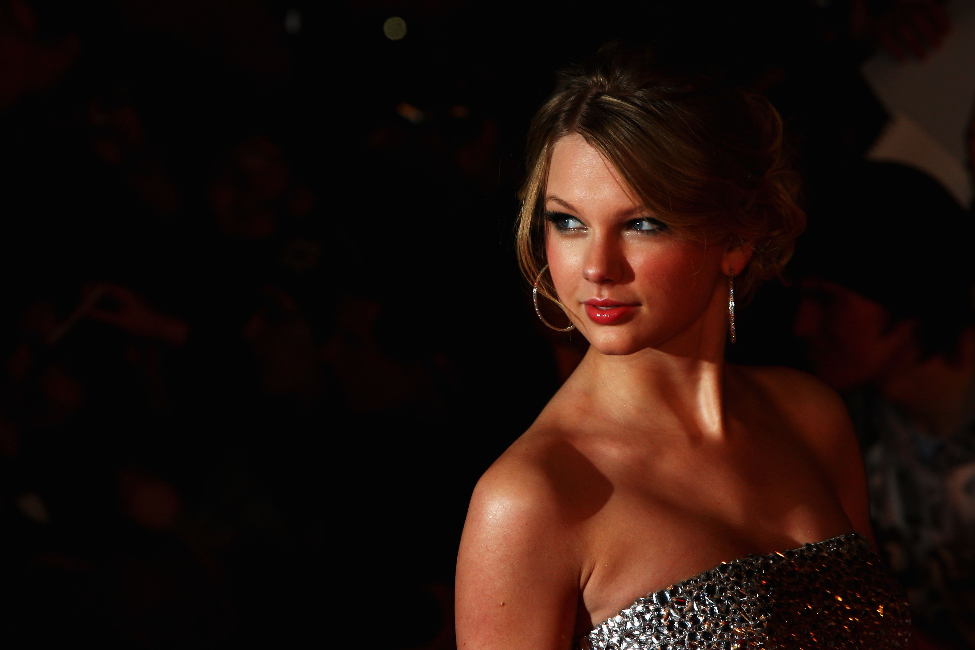 Image Source: Getty Images/A photo of Taylor Swift