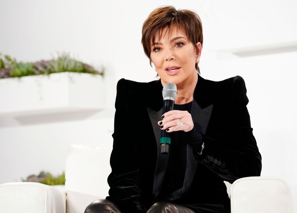Image Credit: Getty Images / Kris Jenner attends the Nazarian Institute's ThinkBIG 2020 Conference featuring keynote speaker Kris Jenner at 1 Hotel West Hollywood on January 11, 2020.