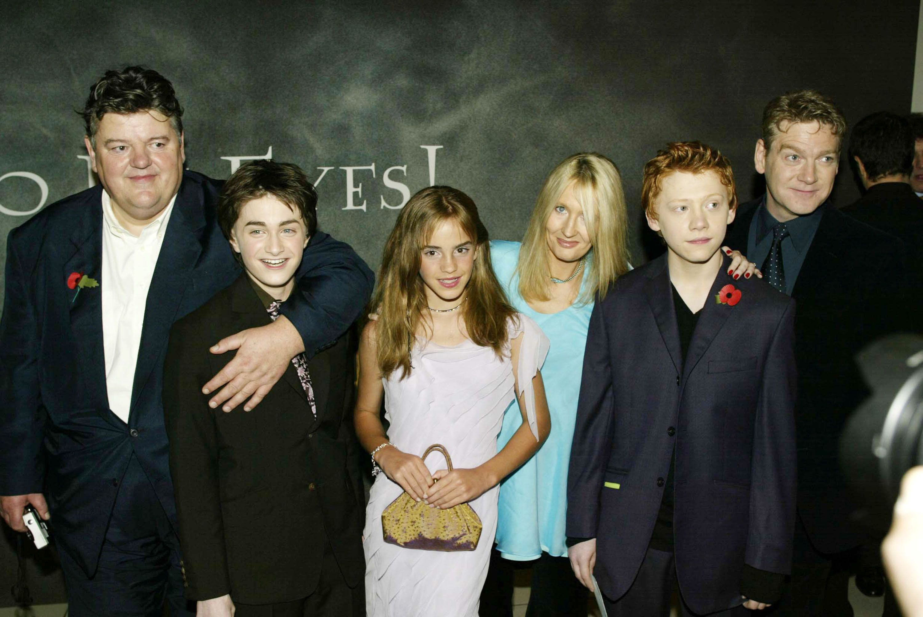 Harry Potter Cast/Photo:Getty Images