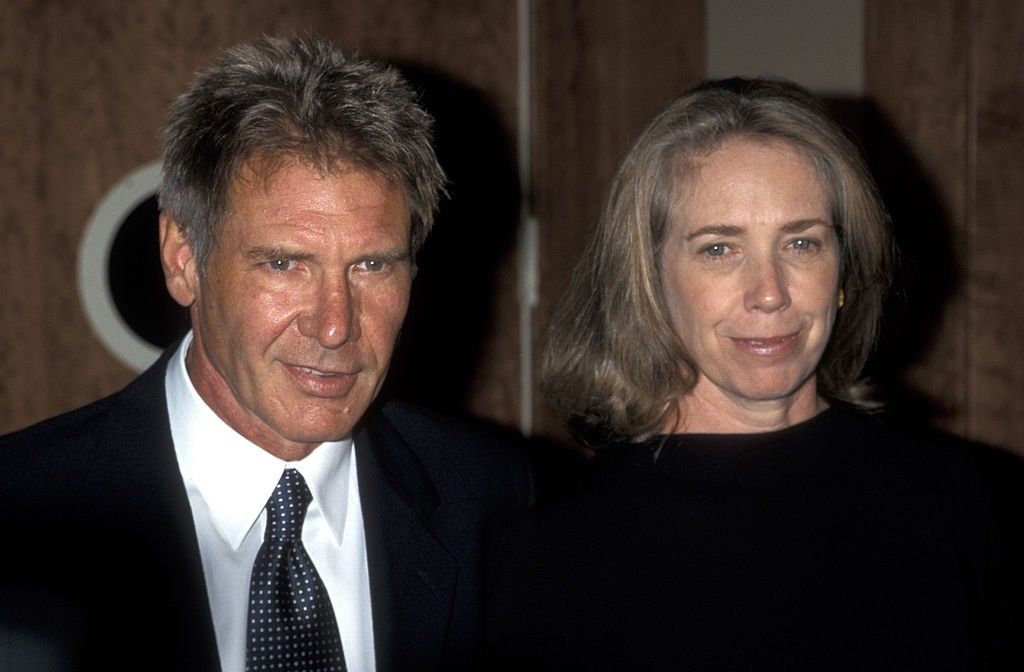 Image Credit: Getty Images / Harrison Ford and Melissa Mathison  at Amnesty International USA 2nd Annual Media Spotlight Award.
