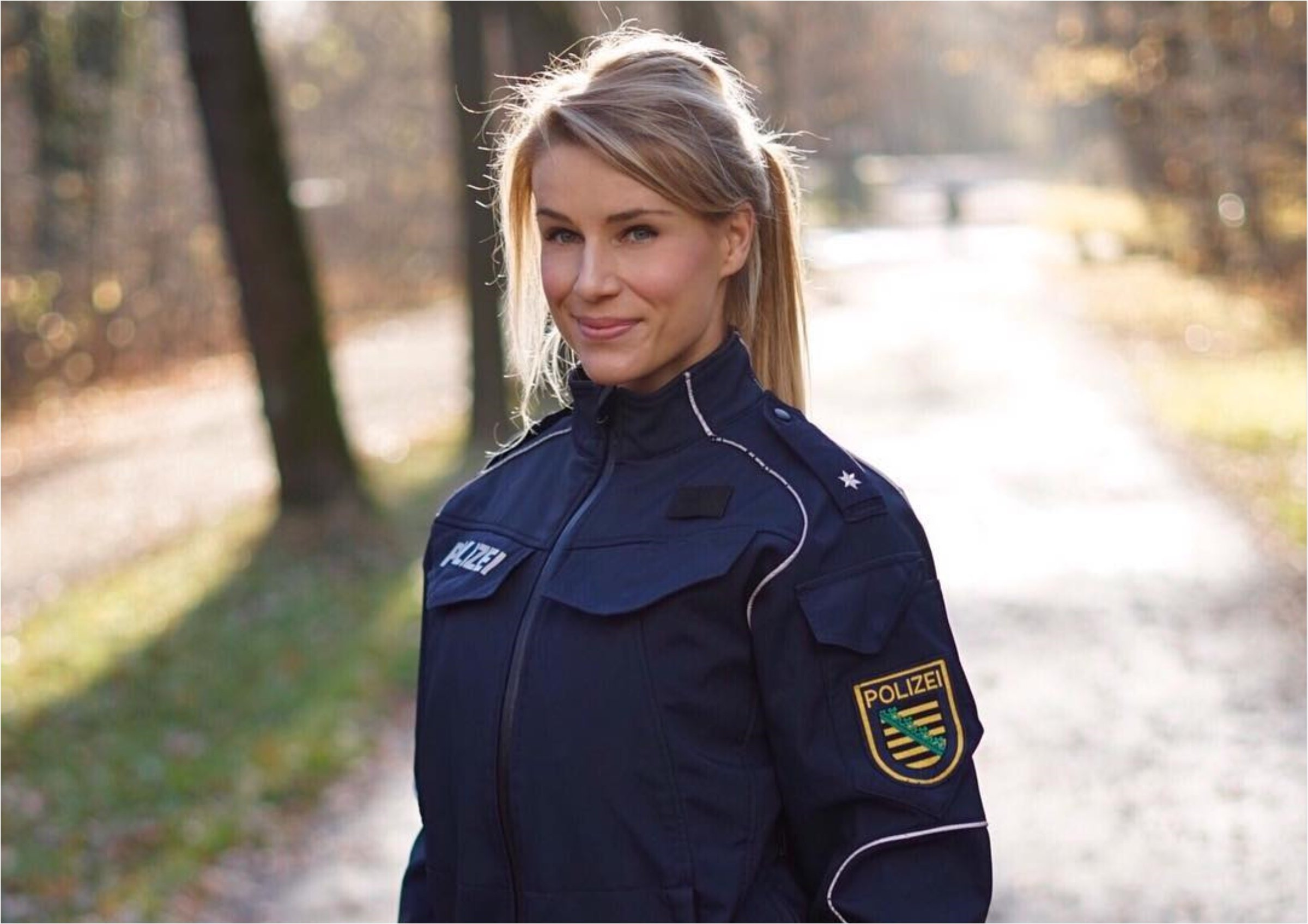 Germany Cop Lands In Trouble After Her Glamorous Pictures Go Viral