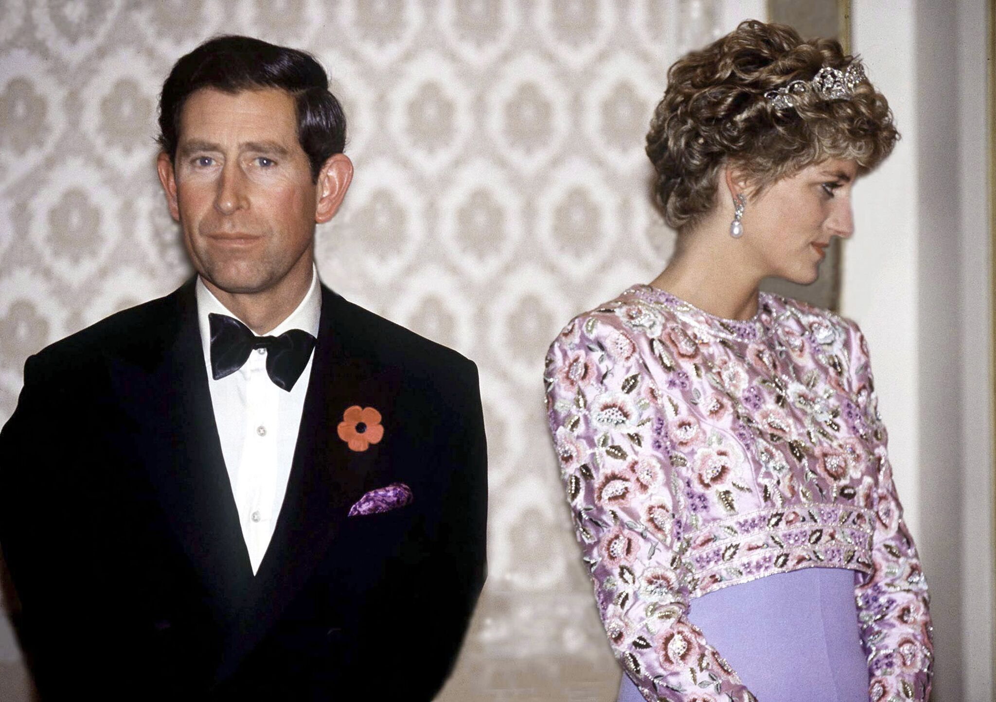 Prince Charles and Princess Diana/Photo:Getty Images