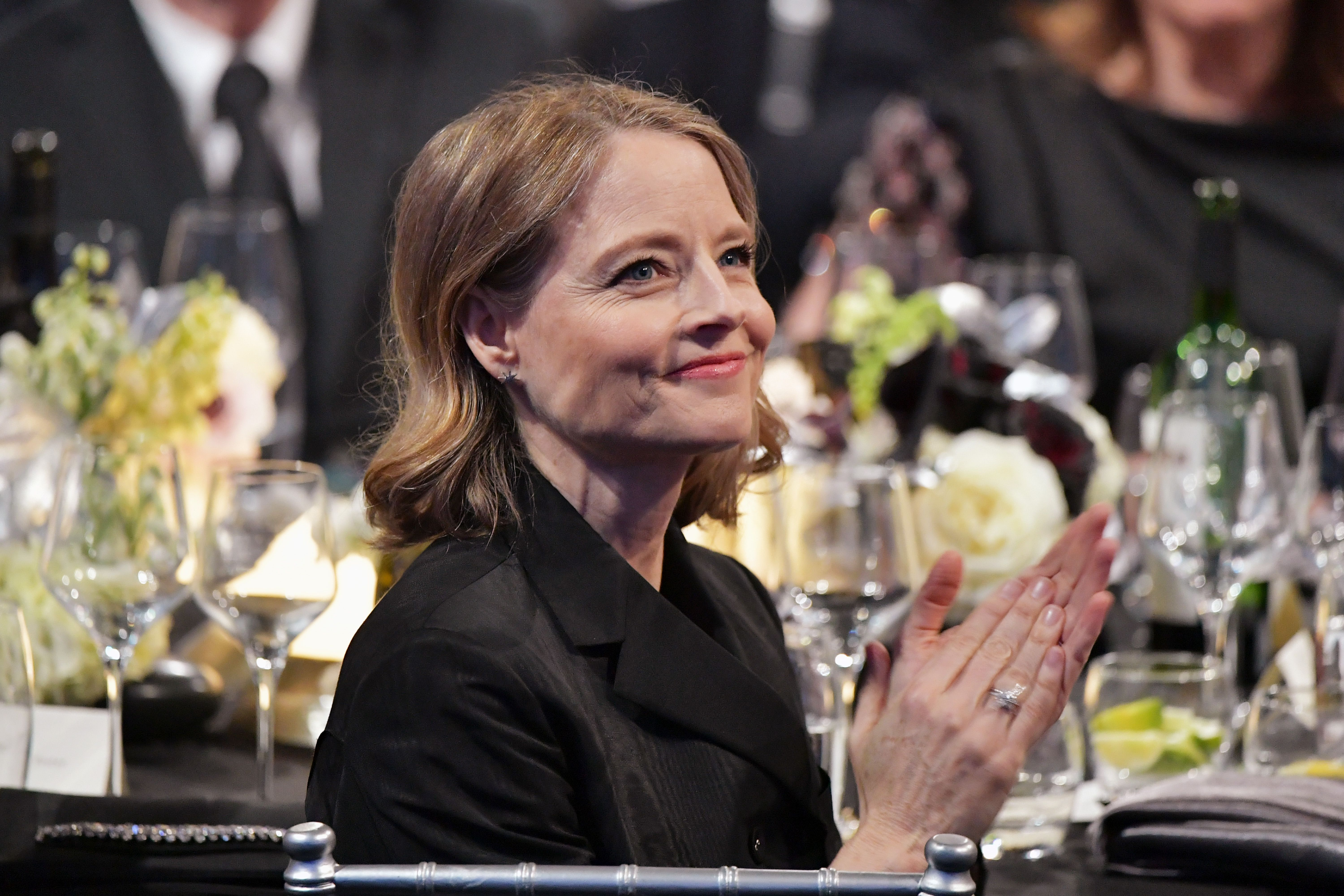 Jodie Foster/Photo:Getty Images