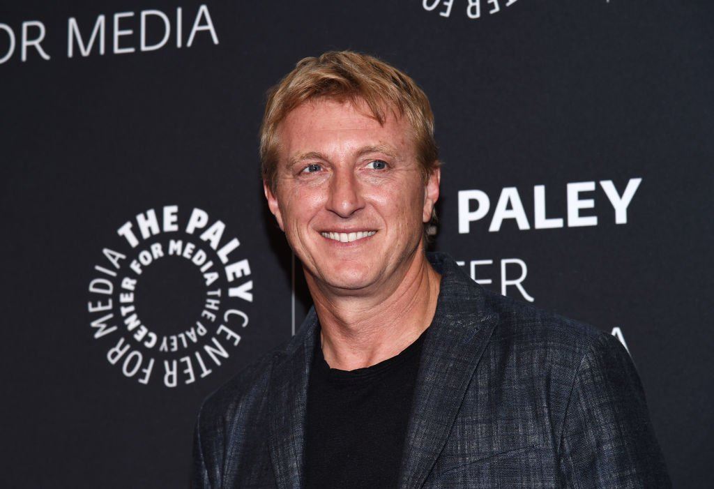 "Image Credit: Getty Images/Amanda Edwards | William Zabka attends the premiere screening and conversation of YouTube Original's ""Cobra Kai"""