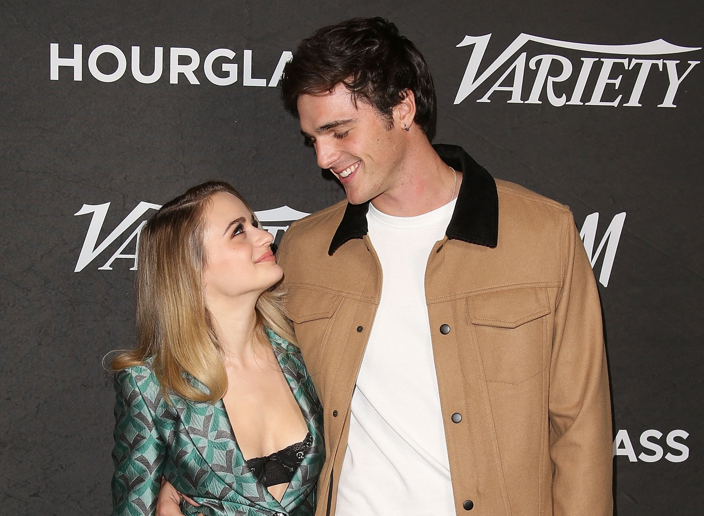The Kissing Booth Stars' Love Triangle