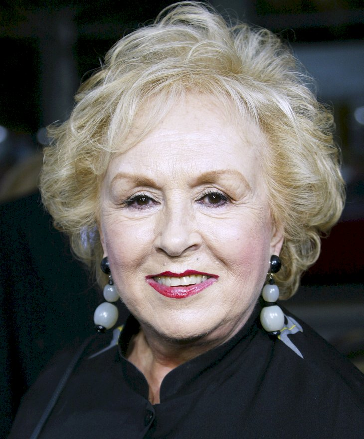 Image Credits: Getty Images / Frederick M. Brown | Actress Doris Roberts attends the film premiere of The Longest Yard.