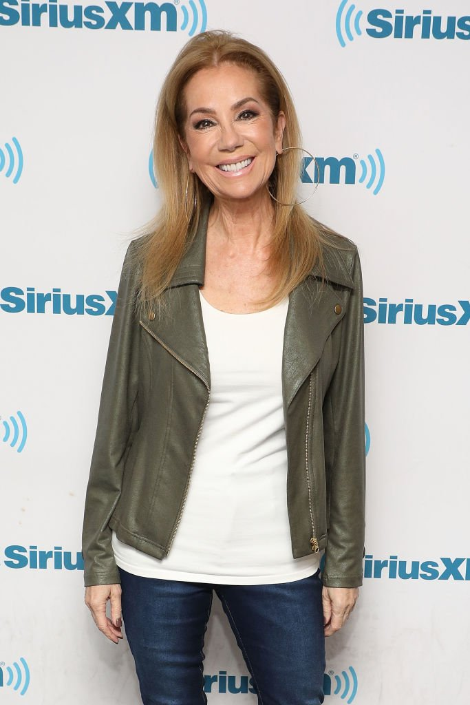 Image Credits: Getty Images / Taylor Hill | Kathie Lee Gifford visits the SiriusXM Studios on March 14, 2018 in New York City.