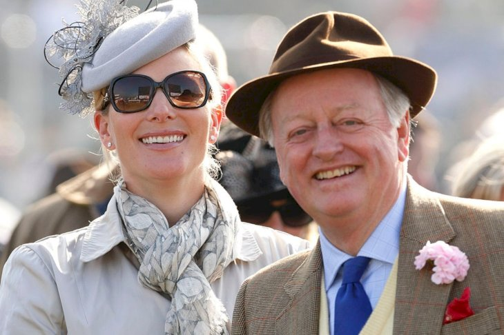 Image Credit: Getty Images Europe/Getty Images Entertainment/Indigo/Max Mumby | Andrew Parker Bowles with Zara Tindall
