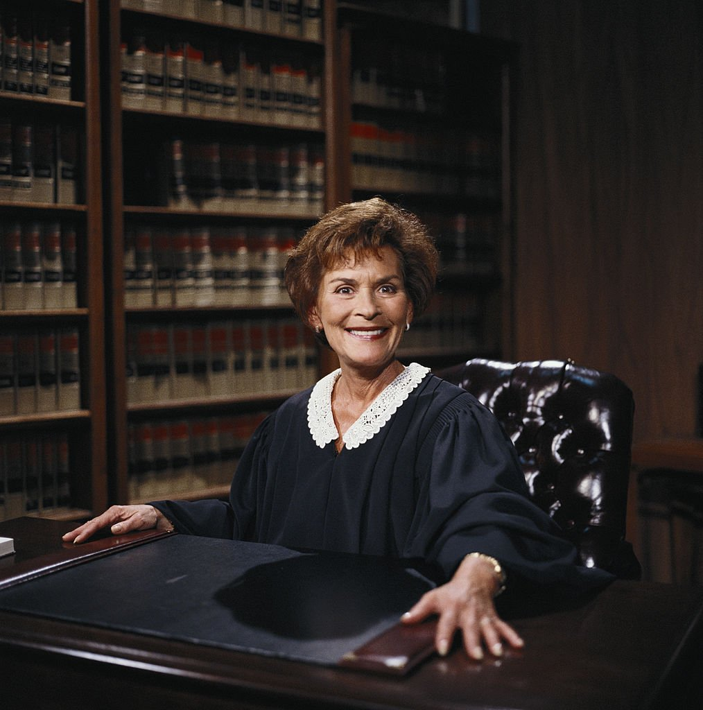 Image Source: Getty Images/Maureen Donaldson | Portrait of Judge Judy