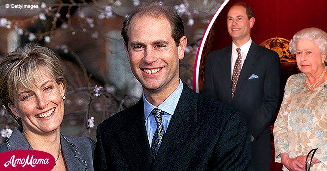 Meet Queen Elizabeth's Only Son Who Has Never Been Divorced, Prince Edward and His Wife Sophie