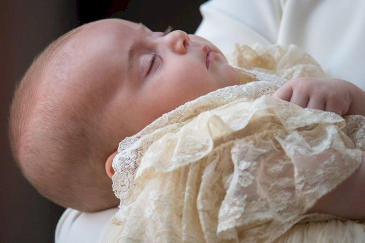 Image Credit: Getty Images / The christening of Prince Louis of Cambridge.