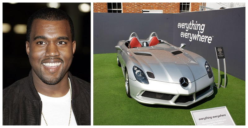 Top Luxury Cars Famous Stars Love to Drive